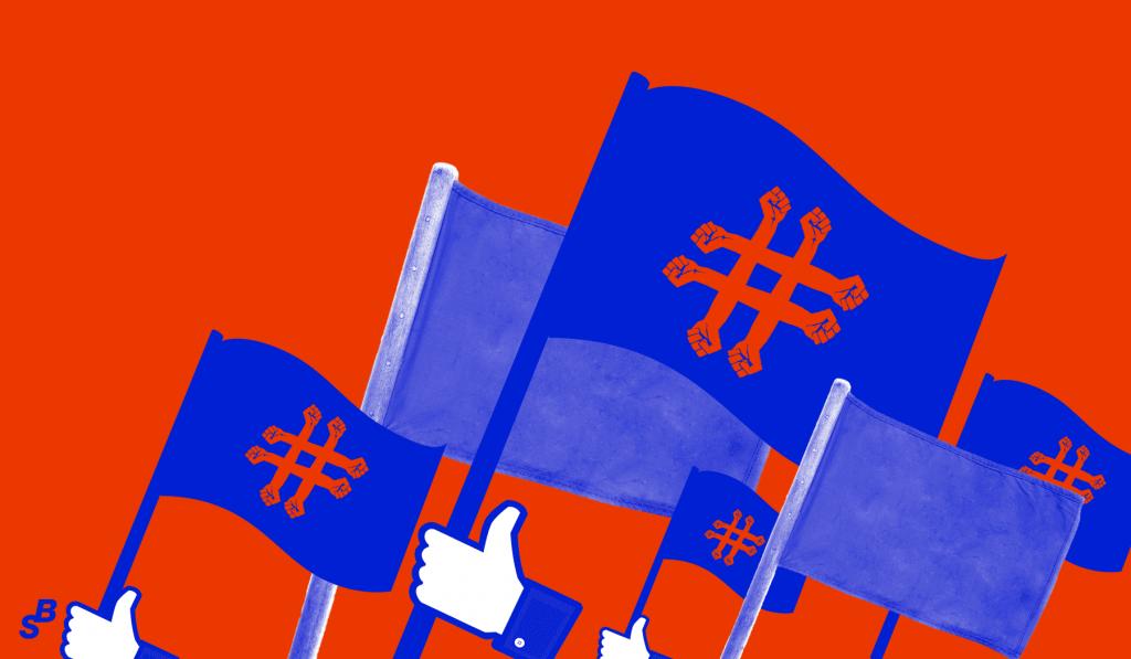 Startling Brands Future Trends Internet Slacktivism Social Change, Illustration by Mario Dzurila