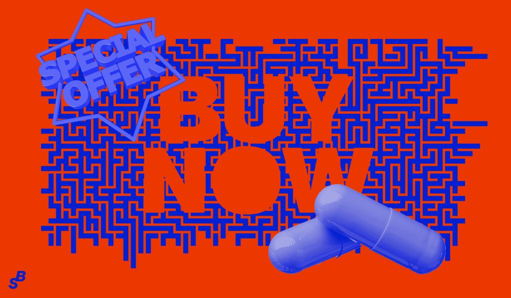 Future Trends, Startling Brands, Internet Ads Effective, Illustration by Mario Dzurila
