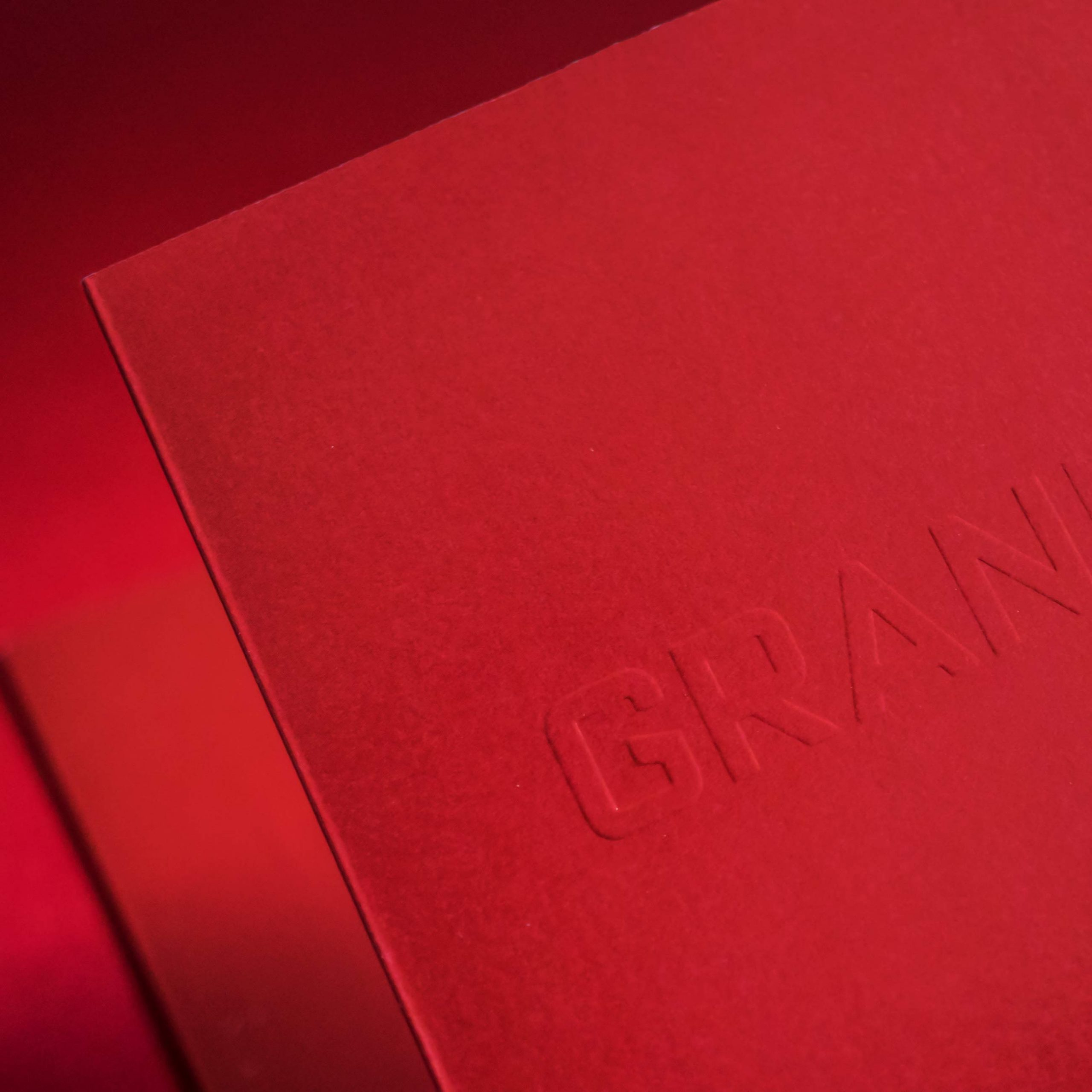 Startling Brands GRANDEN Insurance Consultancy Branding