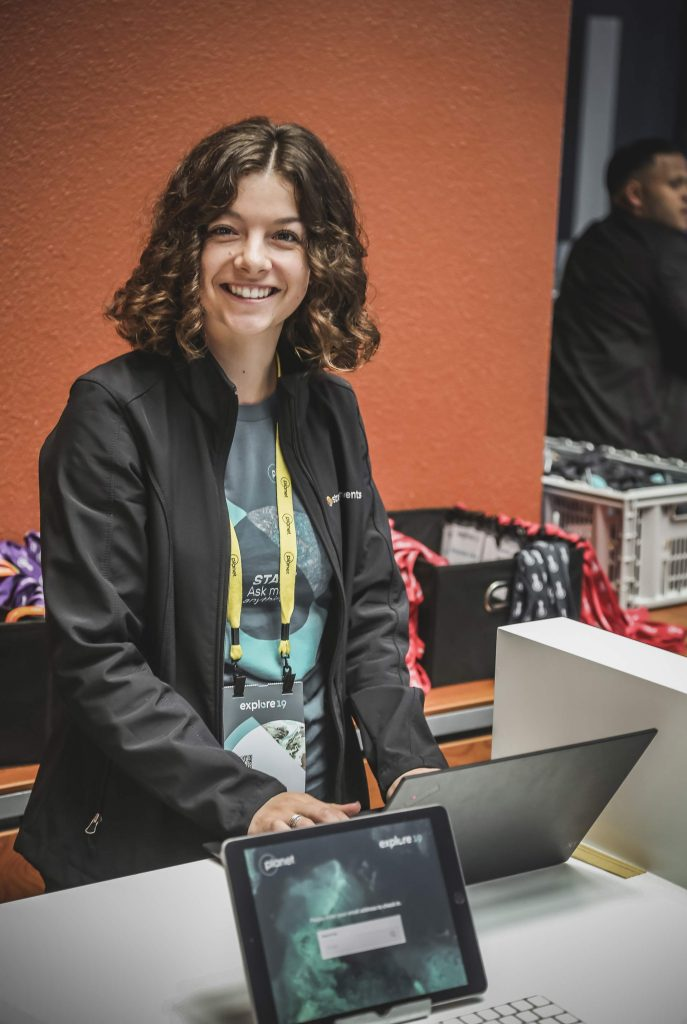 Startling Brands Explore Conference Branding Visual Identity Planet Labs
