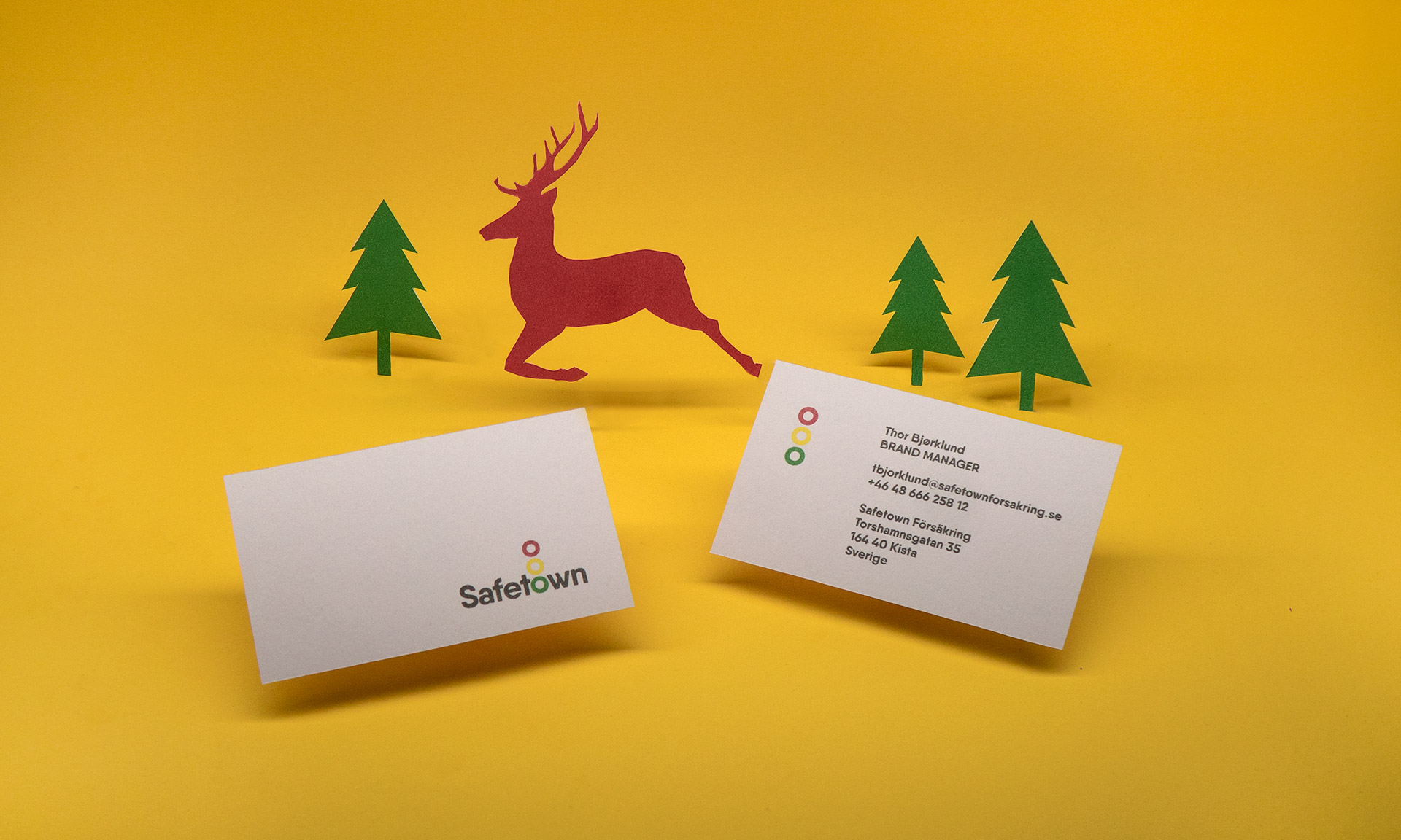 Startling Brands Berlin Germany Logo Design Branding Identity Insurance Mario Dzurila Norway Sweden Visual Identity